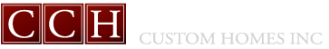 CREEKSTONE CUSTOM HOMES Logo