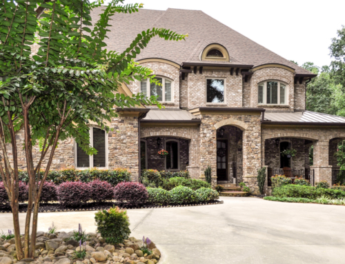 French European Custom Home